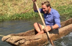 Ben Fogle hunts sharks off Irish coast using dead whale as bait