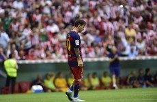Messi penalty misery continues but Barca still prevail while Real stumble on Benitez bow