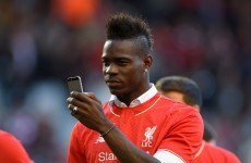 Milan in loan negotiations for Liverpool misfit Balotelli