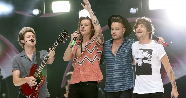 One Direction might be breaking up and some people aren't taking it well