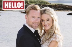 The first photo of Mr and Mrs Keating has surfaced… it's the Dredge