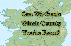 Can We Guess Which County You're From?