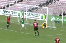 Should this 'ghost goal' from the FAI Cup have been awarded?