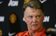 Eamon Dunphy calls van Gaal a 'spoofer' who's 'making it up as he goes along'