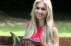 "Rosanna Davison: ""I don't want people to take my advice as medical advice"""