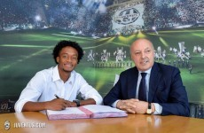 Chelsea ship Cuadrado off to Juventus after just 15 appearances