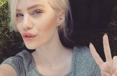 This model is going viral for highlighting fashion's mind-boggling body standards
