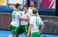 Ireland's men make history by booking place in Eurohockey Championship semis