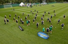 'We still don't have a concrete 31′: Ireland coaches sharpen axes for final RWC cut