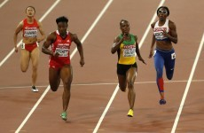 Double Olympic gold medallist avoids DQ despite getting lost in the middle of 200m race