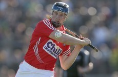 Injury setback for 2013 Cork hurling champions as Lehane is ruled out