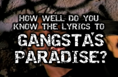 How Well Do You Know The Lyrics To Gangsta's Paradise?