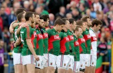 One change to Mayo team to face Dublin in Sunday's All-Ireland semi-final