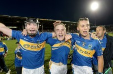A host of brilliant young hurlers will explode on the national stage at the weekend