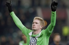 Man City will offer Kevin de Bruyne a staggering salary to return to the Premier League