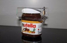 Someone has come up with the perfect way to stop people nicking your Nutella