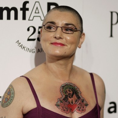 Sinead O'Connor had a hysterectomy… and liveblogged it on Facebook