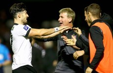 Towell to the rescue but league leaders Dundalk drop points at Dalymount