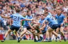 Dublin v Mayo replay details revealed