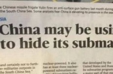 And the award for Most Shocking Headline of the Day goes to…