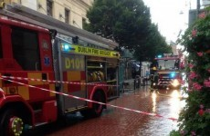 Gaiety Theatre to open as normal after fire brought under control
