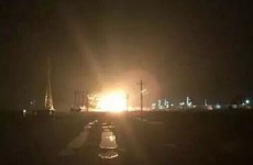 Another huge blast rocks chemical factory in China