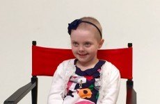 Irish family face $2million in medical bills after daughter diagnosed with tumour