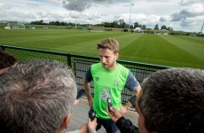 After impressing in the Premier League, O'Kane has his sights on Ireland debut
