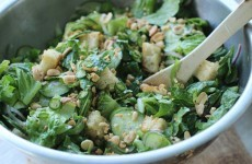 Stuck for lunch later? Try this low-carb salad
