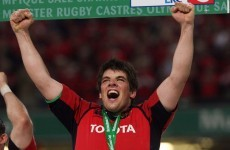 Donncha O'Callaghan is leaving Munster after 17 years with the province