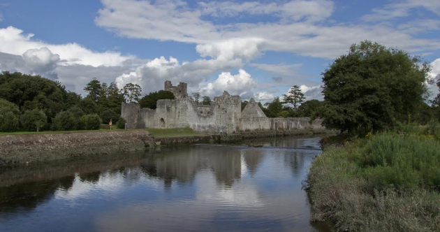 The bizarre way this castle protected itself from deadly attackers