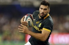 As you were: South African court allows Springboks to go and compete in Rugby World Cup