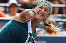 Victoria Azarenka hits umpire with a harsh one-liner during US Open row