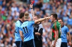Blow for the Dubs as Diarmuid Connolly's replay ban is upheld