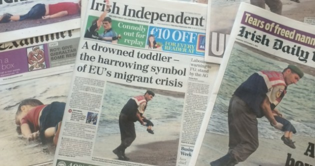 Ireland will do more:  'Dead bodies of young children on the shores of Europe — we can't let that lie'