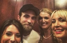 Robert Pattinson crashed an Irish wedding and it looked like serious craic… it's the Dredge