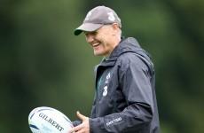 O'Brien returns as Schmidt picks strong Ireland XV for visit to England