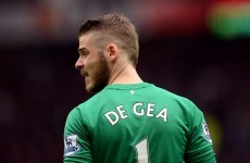 Could David De Gea pull off an incredible u-turn on his Man United career?