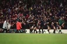 Denis Irwin re-creates THAT goal against Liverpool*
