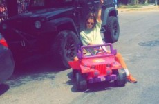 Who is Barbie Jeep Girl and why is everyone talking about her?
