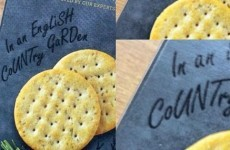 Aldi have been making people think rude words with their cracker packaging