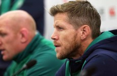 Simon Easterby hoping Ireland stay on the right side of the law in London