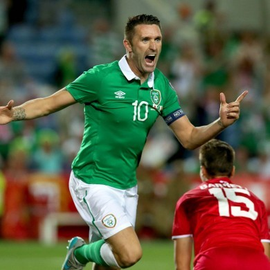 LIVE: Gibraltar v Ireland, Euro 2016 qualifier