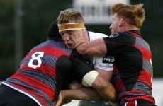 New boss Leo Cullen sees Leinster lose out in wet and windy Edinburgh