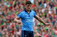 Diarmuid Connolly wins appeal and is free to play against Mayo this evening