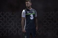 Poll: What do you think of Ireland's new away kit?