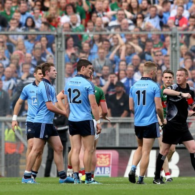 Here's the DRA statement explaining the decision to allow Diarmuid Connolly play today