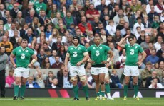 How we rated Ireland on a disappointing day in Twickenham