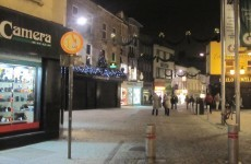 Young man critical after late night assault outside Galway fast food outlet