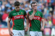 'It was nice to win a Connacht title but ultimately it was failure' – Mayo 2015 verdict